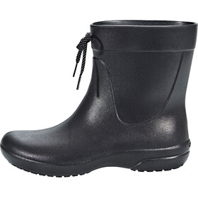 Crocs Freesail Shorty Rain Boots Women Black
